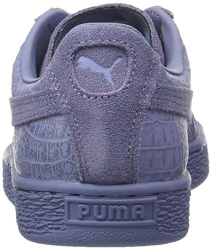 Puma Suede Classic Casual Emboss, Scarpe da Ginnastica Basse Unisex – Adulto, Violett Blu (Tempest)