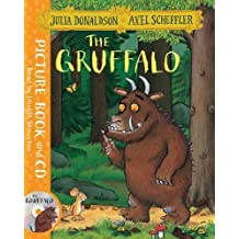 The Gruffalo. Book (+CD)