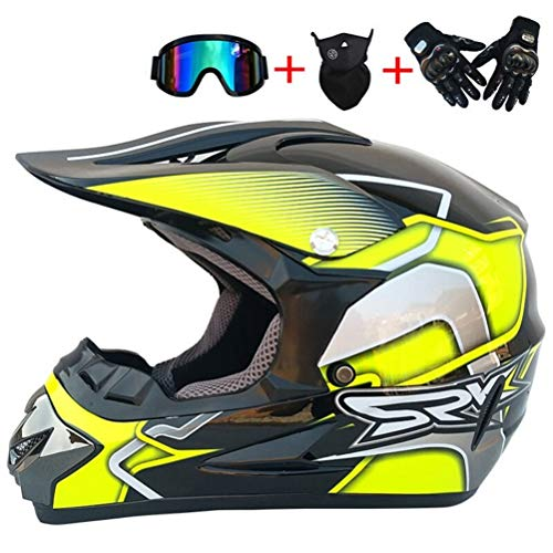 Uomini antiurto integrale moto casco off Road anti-Fall casco del motociclo motocross racing moutain bike tappi di sicurezza 23 colori opzionali