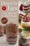 Desserts In Jars by Bonnie Scott (2014-05-24)