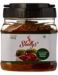 Shelly's Mango Pickle, 500g