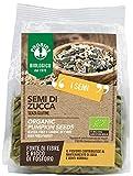 Probios Semi di Zucca Senza Glutine Bio - Confezione da 6 x 200 g