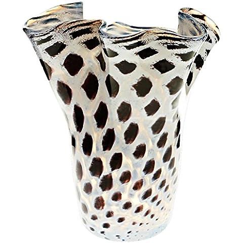 Vaso esclusivo, vaso in vetro, Collezione