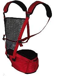 Infantiles bancos lumbares transpirables hombro correas de la silla infantiles bebé asiento abrazo , red