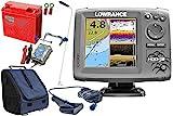 Lowrance Hook-5 Echolot Portabel Set-50-XXL-1