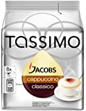 Tassimo Jacobs Krönung Cappuccino classico, 5er Pack (5 x 8 Portionen)