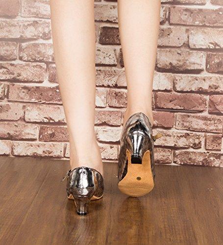Miyoopark - Ballroom donna Gray-5cm heel