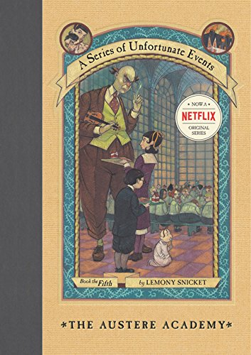A series unfortunate events: 5 (A Series of Unfortunate Events) por Lemony Snicket