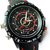 Caméra Waterproof 2.0MP 30fps High Definition Spy Fashion Watch Digital Video Recorder with Hidden Camera Appareil Photo Photographique
