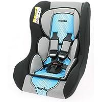 Nania Trio Group 0/1/2 Infant Car Seat, Blue - ukpricecomparsion.eu