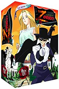 La Légende de Zorro - Partie 1 - Coffret 4 DVD - La Série