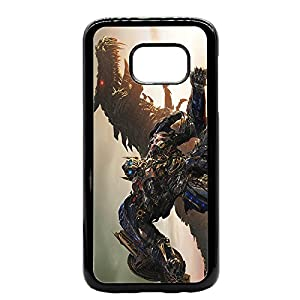 Transformers Optimus Prime Rubber Bumper Hard Back Phone Case Cover for iPhone & Samsung's (iPhone 7/7s)
