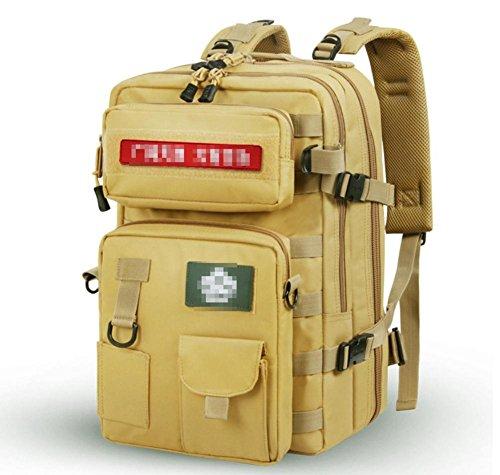 Alpinismo Bag Combinazione Impermeabile Di Tifosi Militari Spalla Camouflage Bag , black camouflage