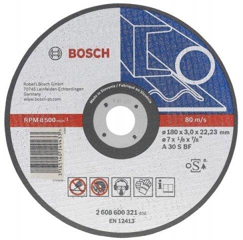 Bosch 2 608 600 318 - Disco de corte recto Expert for...