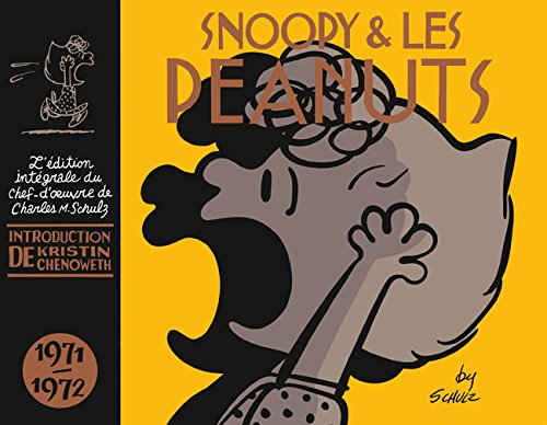 Snoopy - Intégrales - tome 11 - Snoppy et les Peanuts intégrale (11)