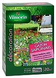 Vilmorin 4469352 Gazon Fleuri Japonais Boîte de 500 g
