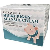 Eliza Vecca Piggy sale marino lattiginosa umidità Creme Viso Cura Della Pelle runzel
