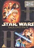 Star Wars: Saga DVD Pack (The Phantom Menace / Attack of the Clones) [DVD] by George Lucas