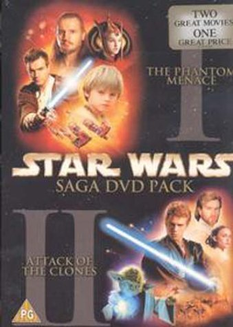 Star Wars: Saga DVD Pack (The Phantom...