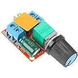 lyws Mini DC 3–35V 5A controlador de velocidad PWM Motor Velocidad Interruptor Regulador de intensidad de LED