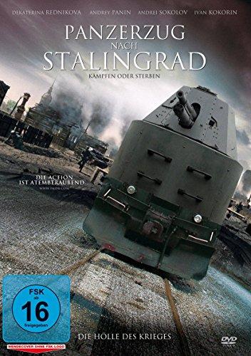 Preisvergleich Produktbild Panzerzug nach Stalingrad