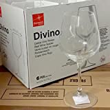 Set 6 CALICI da vino modello DiVino da 53 CL BORMIOLI ROCCO MADE IN ITALY