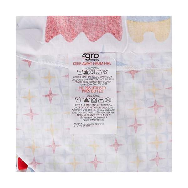 Saco de dormir para bebés Gro Company Grobag (de 18a36meses) multicolor multicolor Talla:18-36 meses