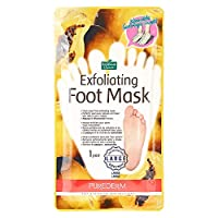 Purederm Exfoliating Foot Mask, 20 Ml