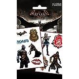 Batman Arkham Knight Characters Tattoo Pack by Gb Posters