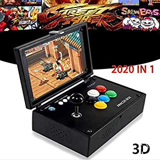 Pandora's Box 3D, Arcade Video Game Console, 10
