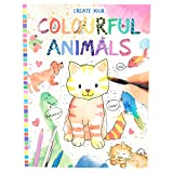 Trend 8916 - Create Your Colourful Animals  Malbuch