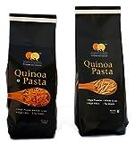 #1: Queen's Quinoa Pasta - Combo (Penne & Fusilli)