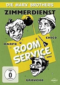 Marx Brothers - Room Service  (OmU) [Edizione: Germania]