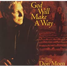 God Will Make a Way [Best of] [Import anglais]
