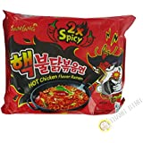Samyang Hot Chicken Ramen 2X Spicy Noodles 140gms