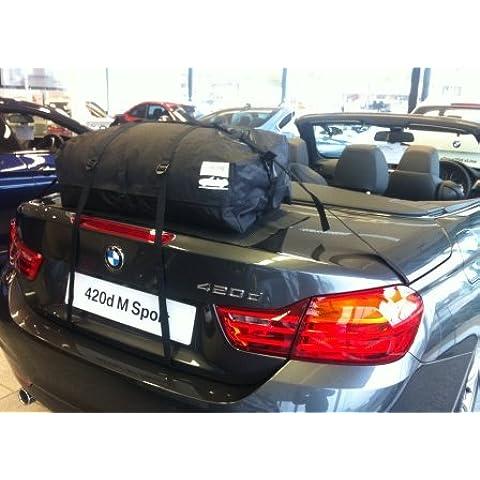 BMW Serie 4Cabriolet Convertibile Portapacchi: boot-bag originale