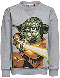 Lego Wear Lego Star Wars Skeet 850-Sweatshirt, Sweat-Shirt Garçon