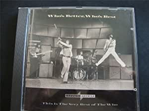 Who's Better Who's Best: Very Best of the Who