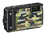 Nikon COOLPIX W300 Digitalkamera (16 Megapixel, 5-fach optisches Zoom, 7,6 cm (3 Zoll) LCD-Display, 4K UHD Video, bildstabilisiert)