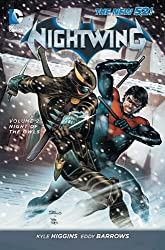 Nightwing, Vol. 2: Night of the Owls (The New 52) by Kyle Higgins (2013-07-30)