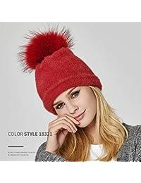 02f5f870a1d Echarpe ZR Chapeau Cheveux d hiver des Femmes Chauds Cache-Oreilles  Étudiants Couleur Unie