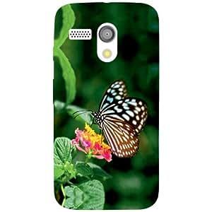 Motorola Moto G Back Cover - Butterfly Designer Cases