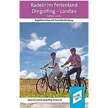 """""""Radeln im Ferienland Dingolfing - Landau"""": Radkarte mit Begleitheft. 1:50000 (Fahrradmappe)"""