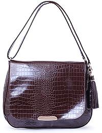 Oriflame Women's Handbag (Handbag7,Maroon)