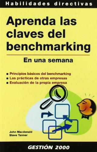 Aprenda las claves del benchmarking: En una semana