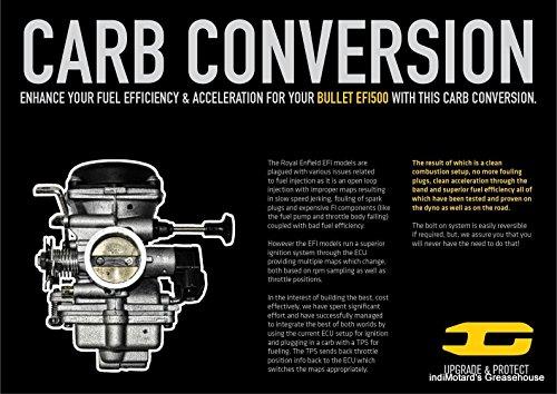 greasehouse carburettor conversion kit royal enfield Greasehouse Carburettor Conversion Kit Royal Enfield 51IYQ 0 2B6VL