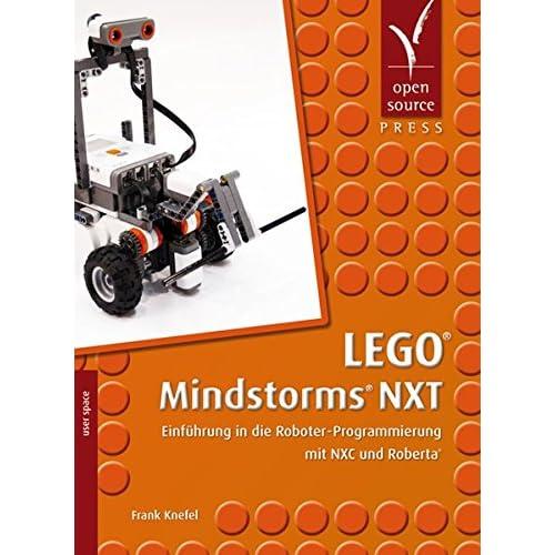 Pdf Lego Mindstorms Nxt Einführung In Die Roboter Programmierung
