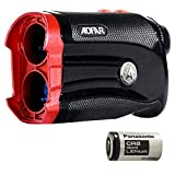 AOFAR G2 Golf Rangefinder- Two Decimal Places 6x Waterproof Laser Range Finder