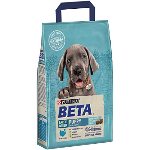 BETA Puppy Large Breed Dry Dog Food Turkey 14 kg