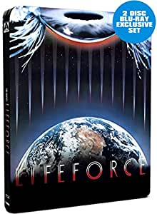 Lifeforce Blu-ray [Limited Edition Steelbook]